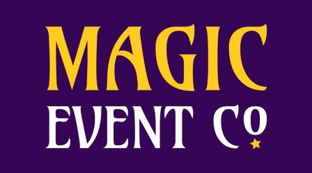 Magic Event Co Brand Identity