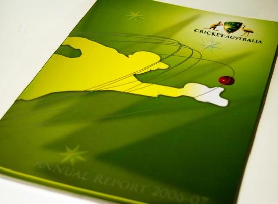 Cricket Australia Annual Report 2006/07
