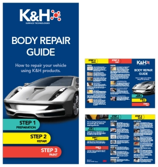 K&H Promotional Materials and Packaging Design