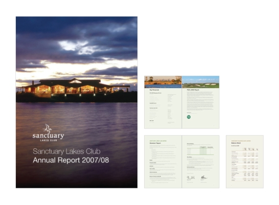 Sanctuary Lakes Annual Reports