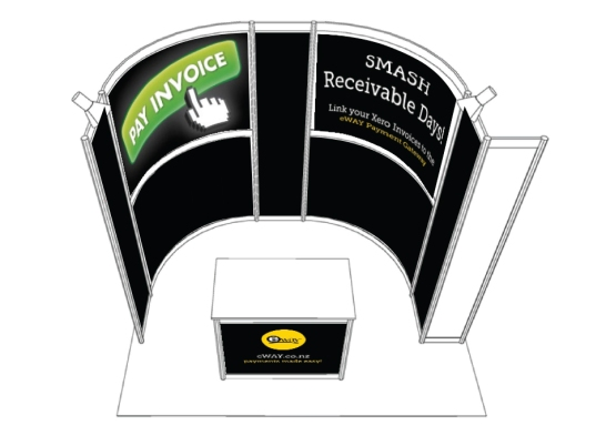 eWAY Expo Stand Design